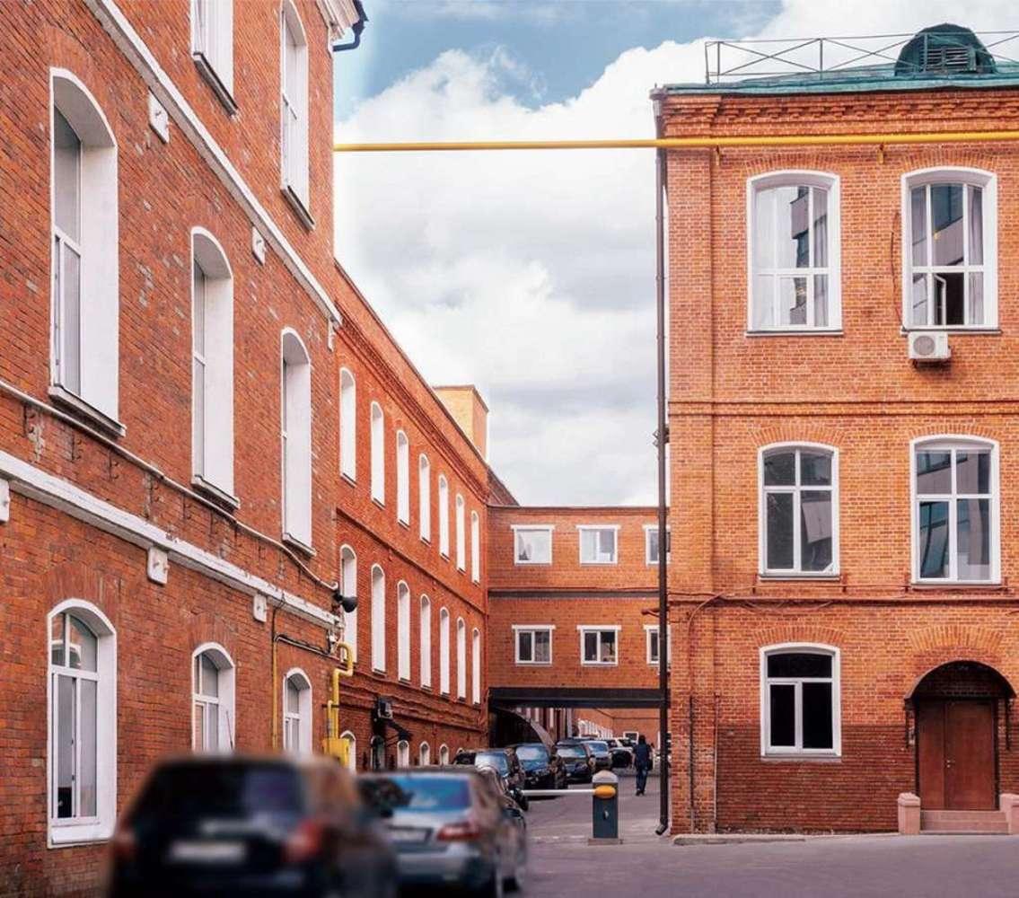 Гибкие пространства Москва,  - Ключ Московский Шёлк
