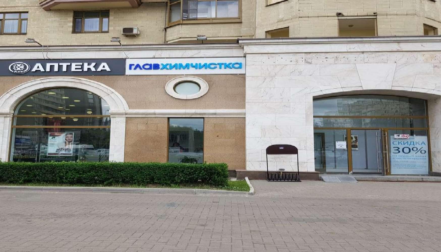 Торговая недвижимость Москва,  - Мичуринский пр-т 3 - 2