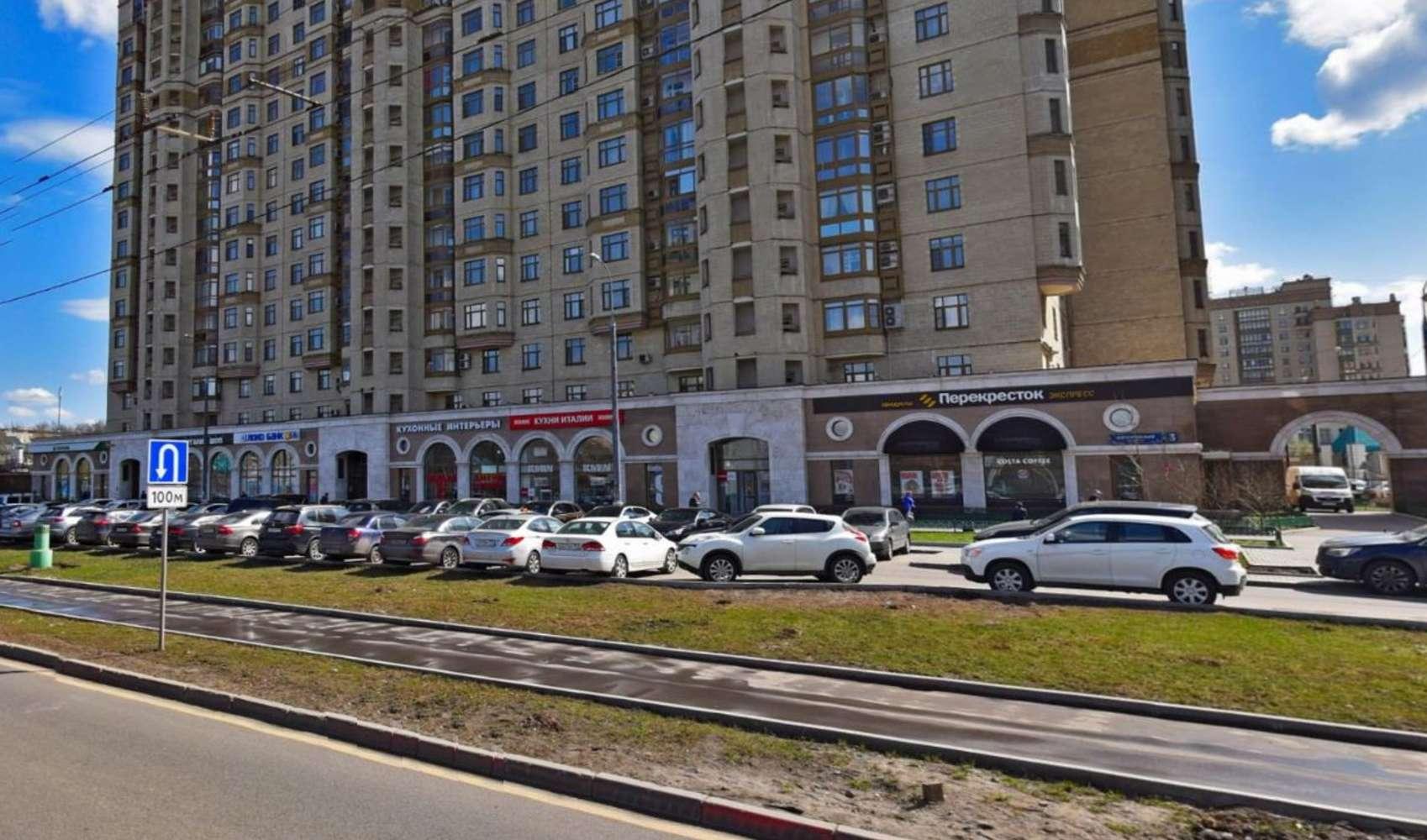 Торговая недвижимость Москва,  - Мичуринский пр-т 3 - 6