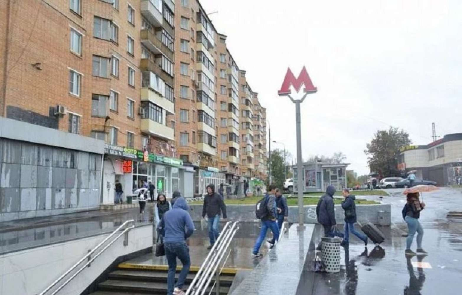 Торговая недвижимость Москва,  - Бутырская ул. 97 - 8