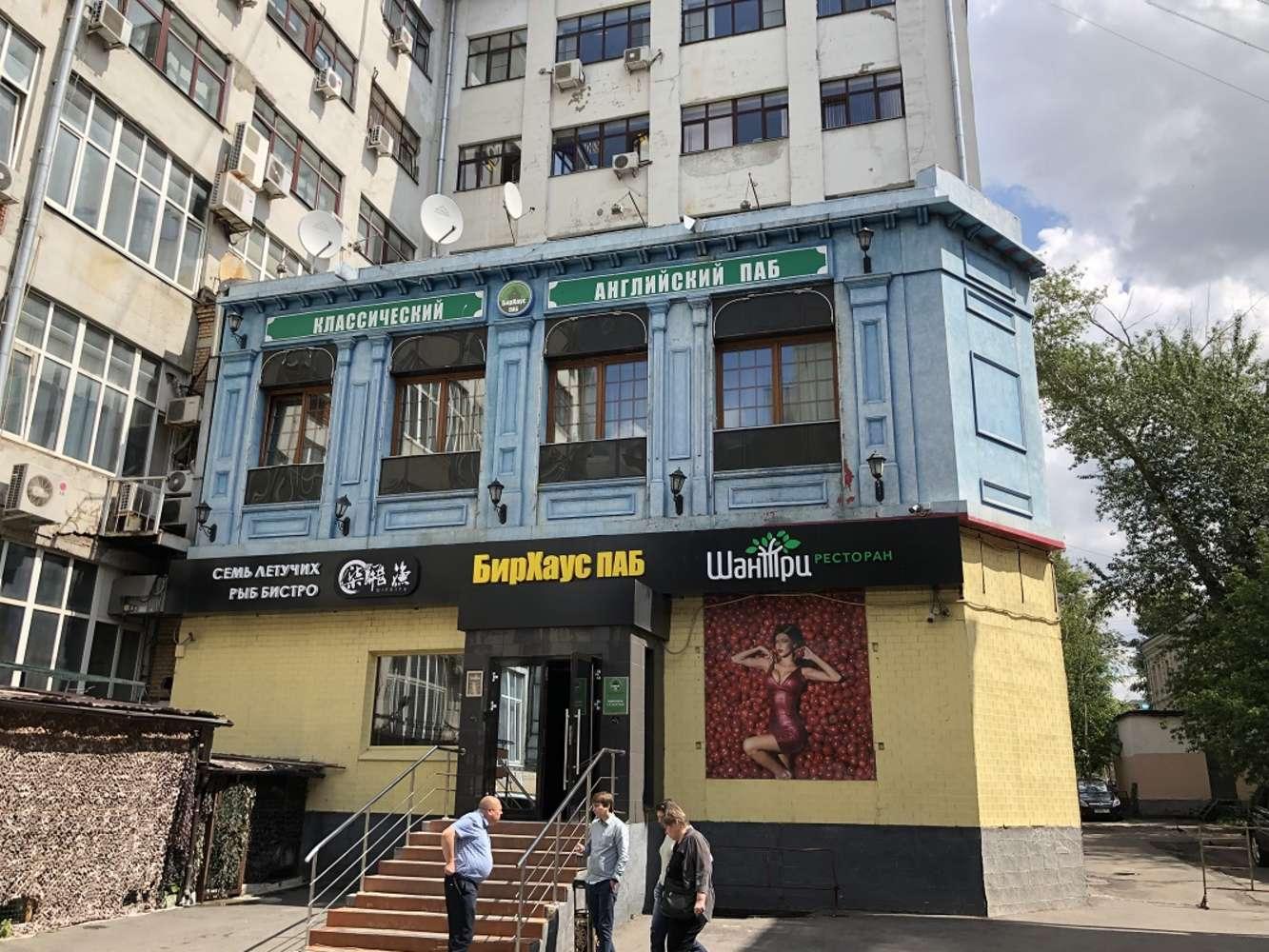 Офисная недвижимость Москва,  - Цветной б-р, 30 стр. 1 - 0