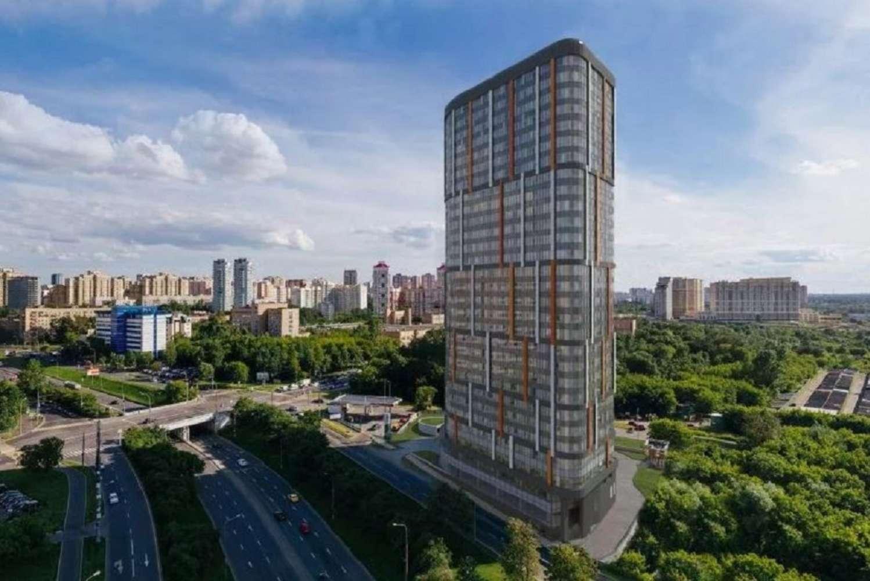 Офисная недвижимость Москва,  - Мосфильмовская ул. 74Б - 2