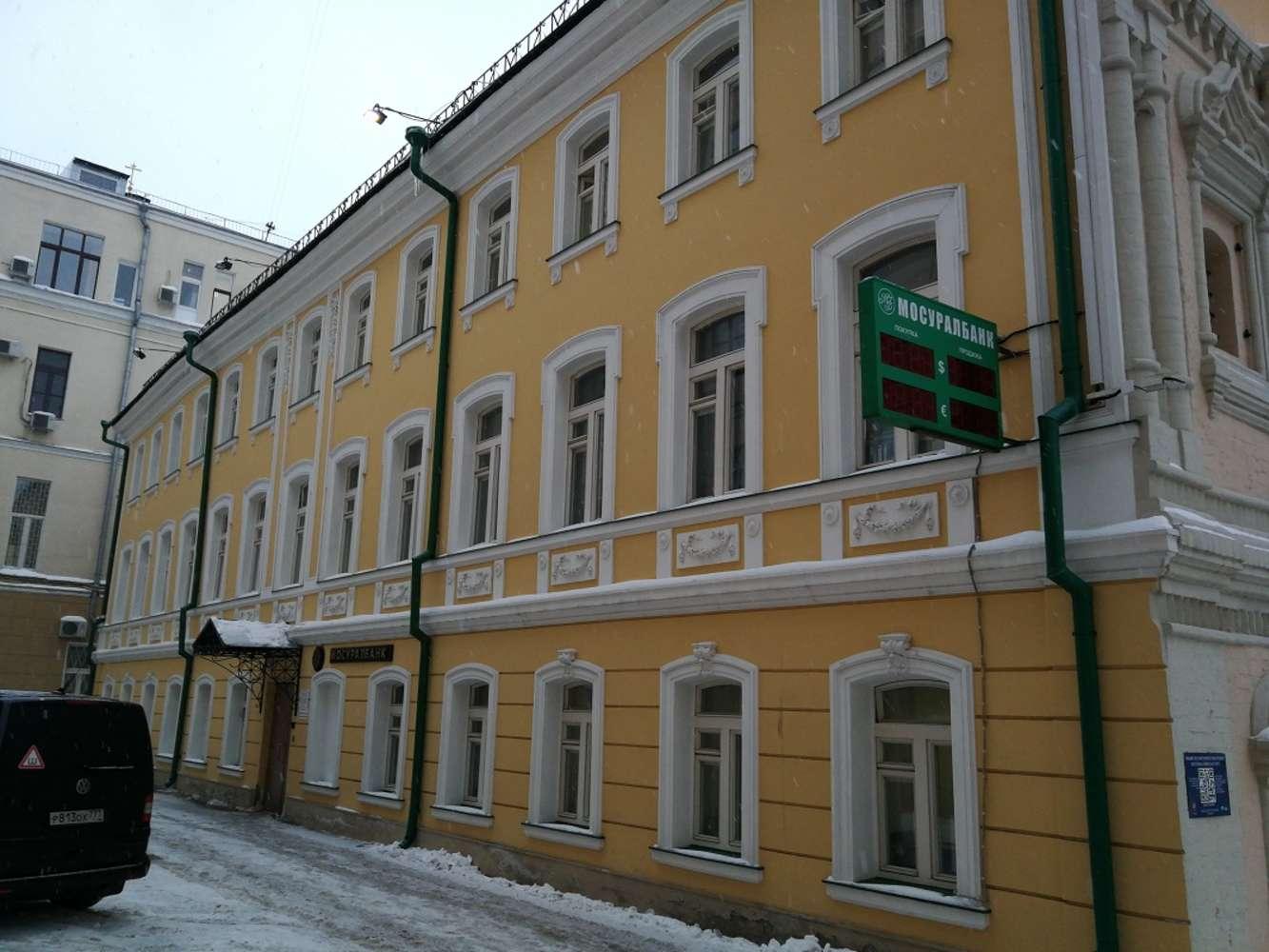 Офисная недвижимость Москва,  - Раушская наб. 22 стр. 2