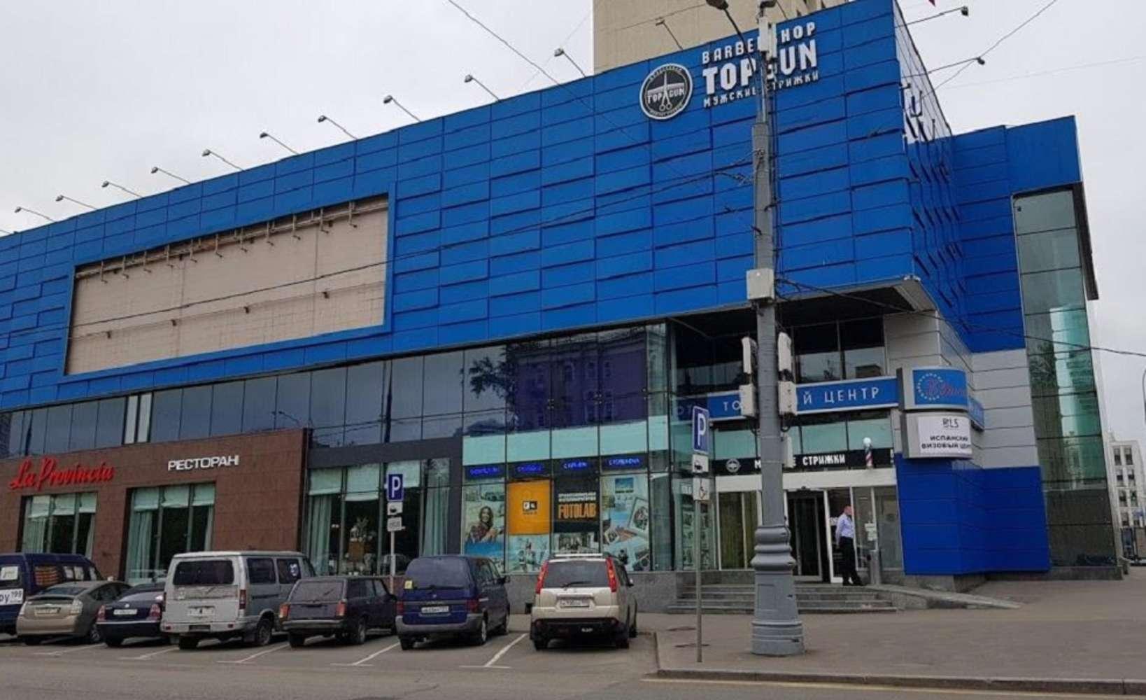 Офисная недвижимость Москва, 1 корп. 2 - Калужская пл. 1 корп. 2