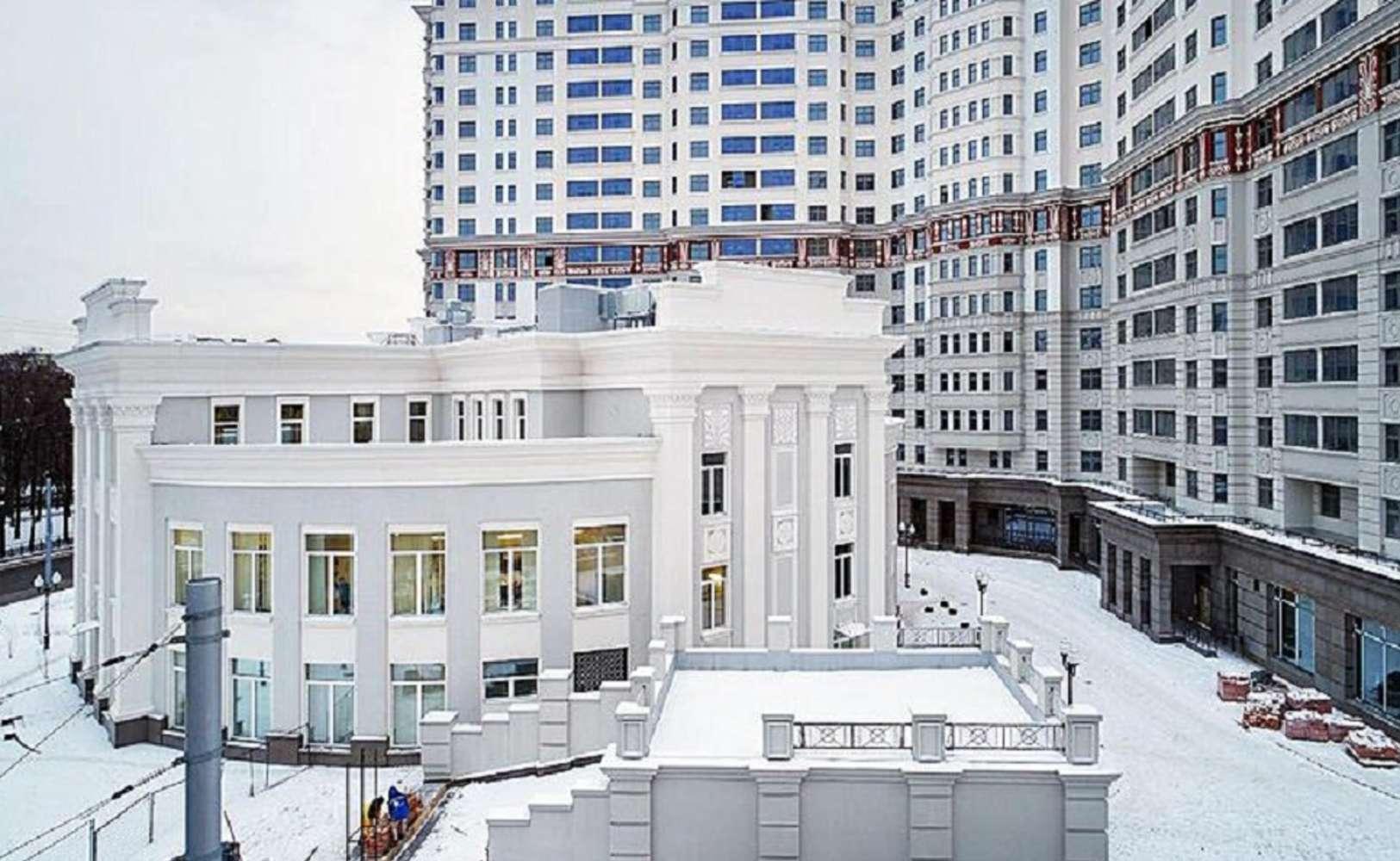 Офисная недвижимость Москва,  - Донской Олимп - 5