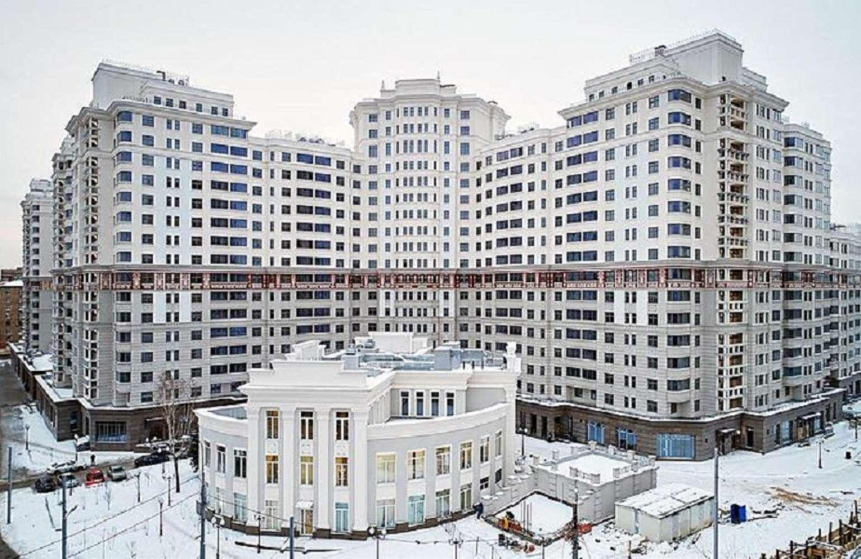 Офисная недвижимость Москва,  - Донской Олимп - 8