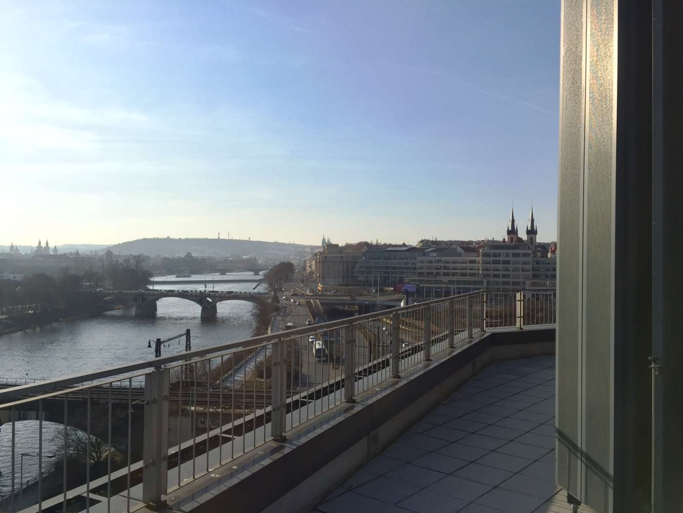 Kanceláře Praha, 170 00 - Arc House - 5