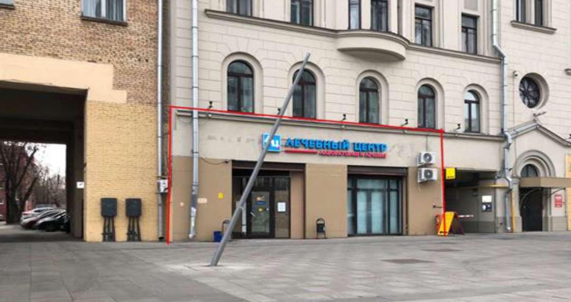 Торговая недвижимость Москва,  - Садовая-Каретная ул. 8