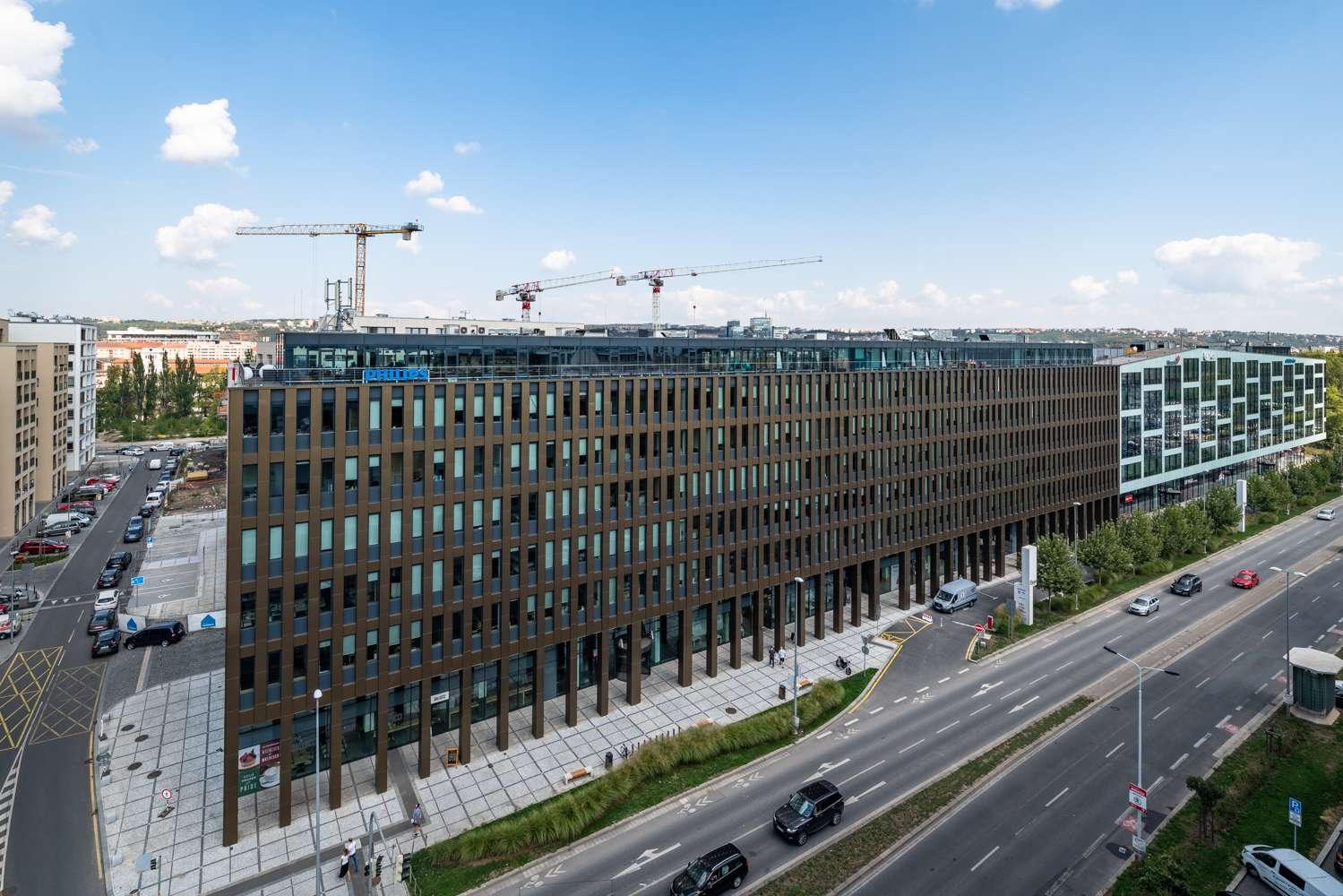 Kanceláře Praha, 186 00 - River Garden II-III - 9