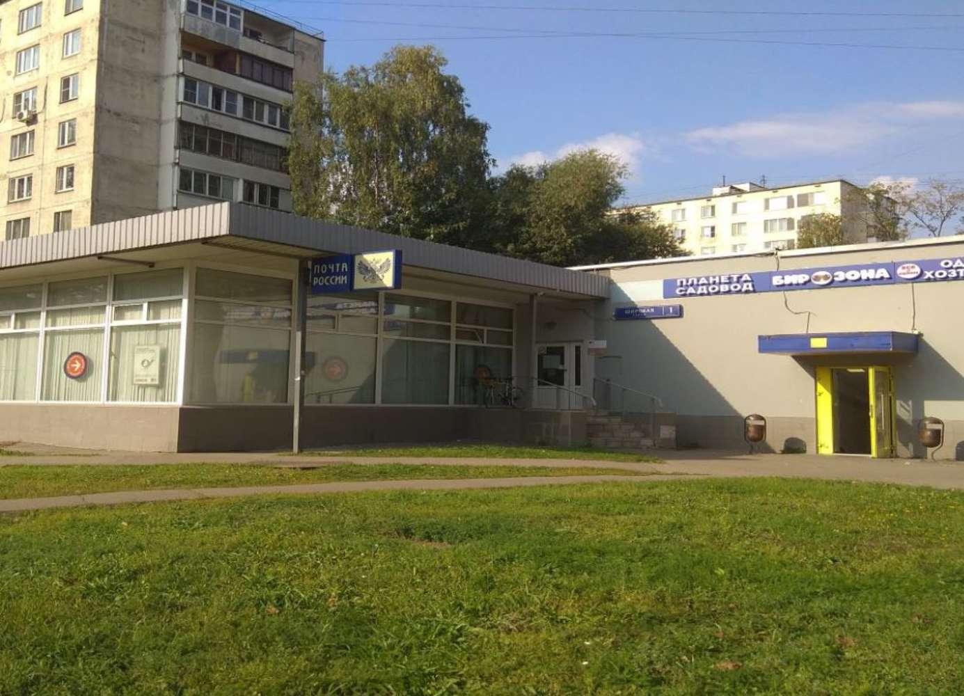 Торговая недвижимость Москва,  - Широкая ул. 1, стр. 1 - 6