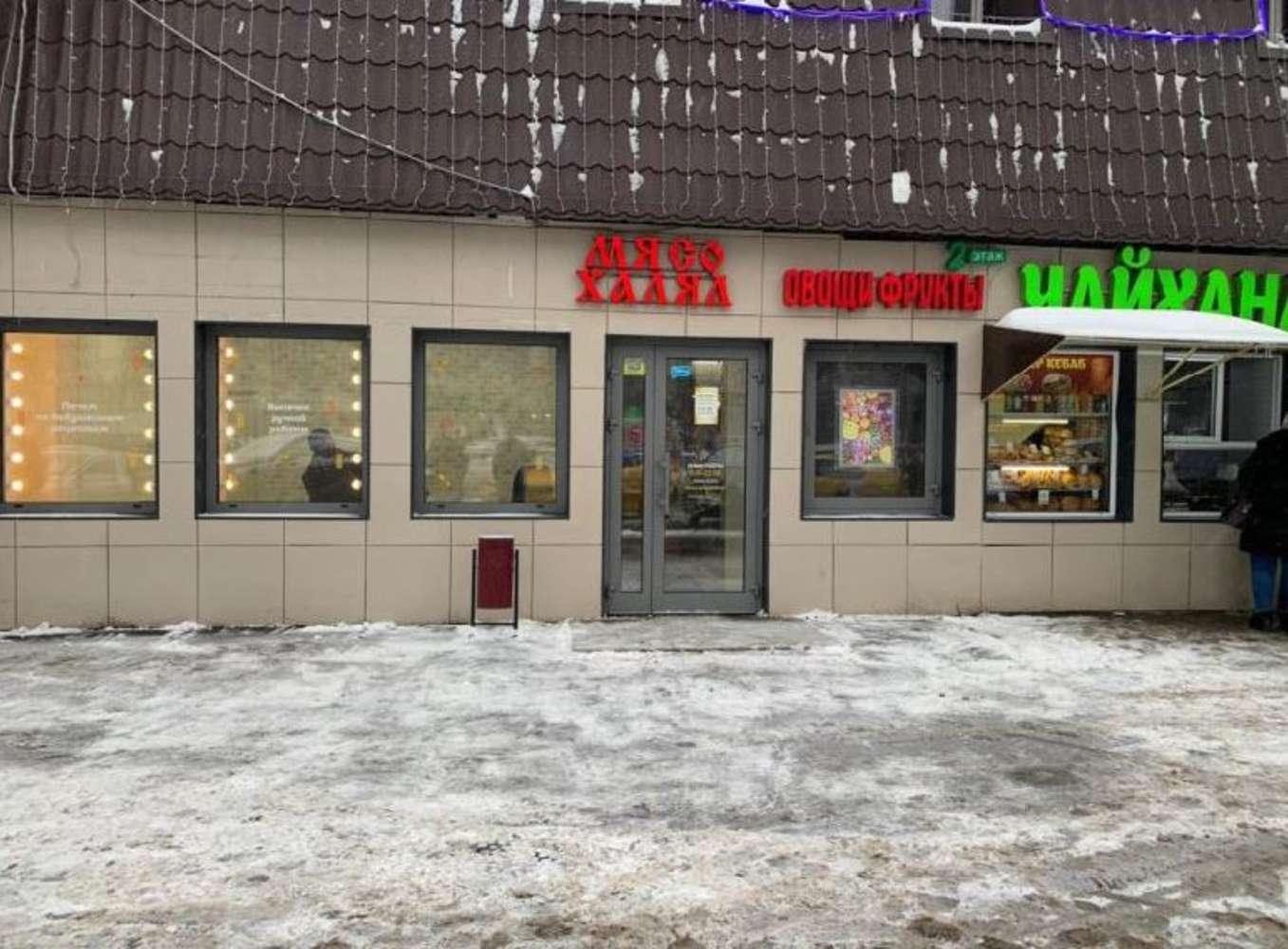 Торговая недвижимость Москва,  - Волгоградский пр-т 133 - 3