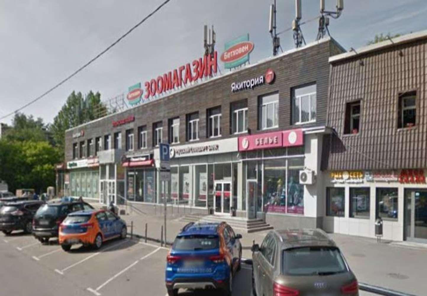 Торговая недвижимость Москва,  - Волгоградский пр-т 133 - 1