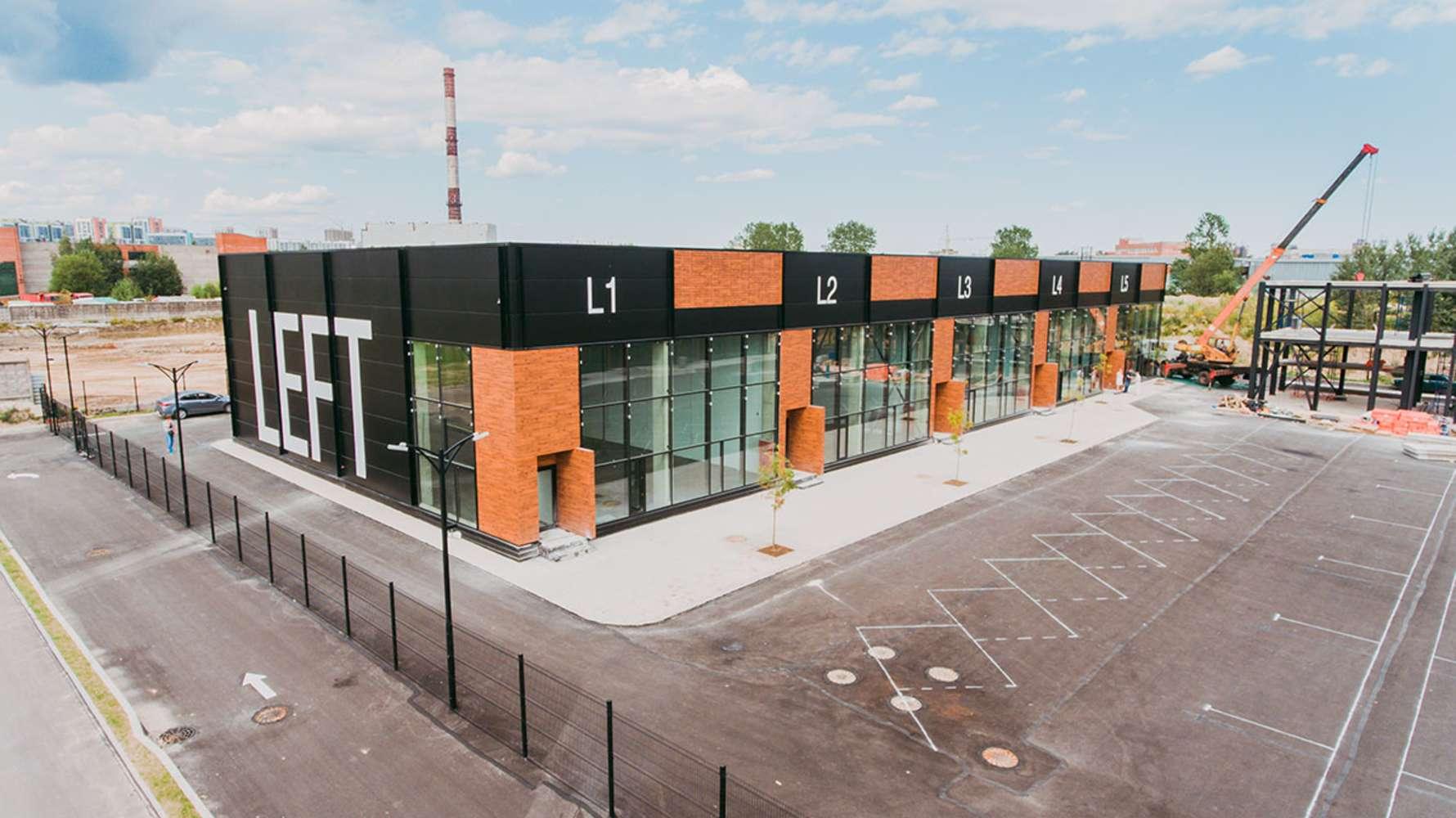 Офисная недвижимость Санкт-петербург,  - Left & Right Project