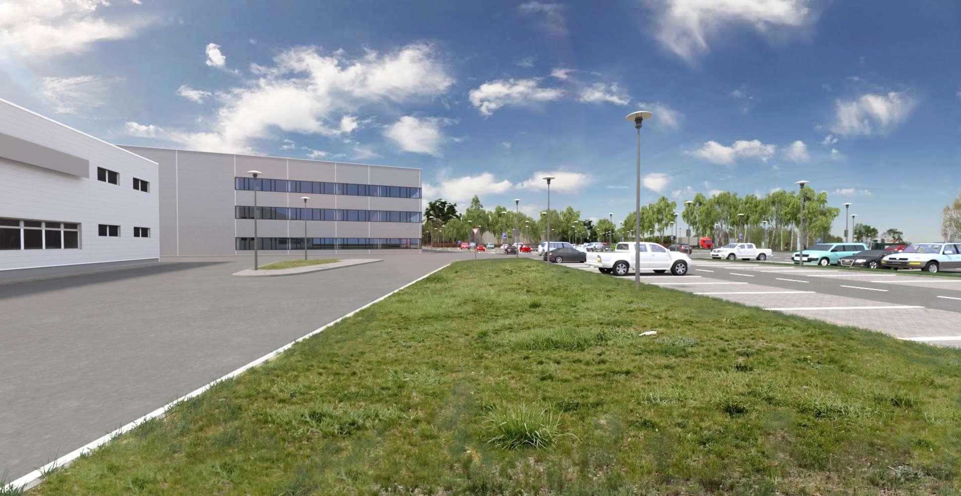 Průmyslové nemovitosti Stribro,  - CPI Park Stříbro