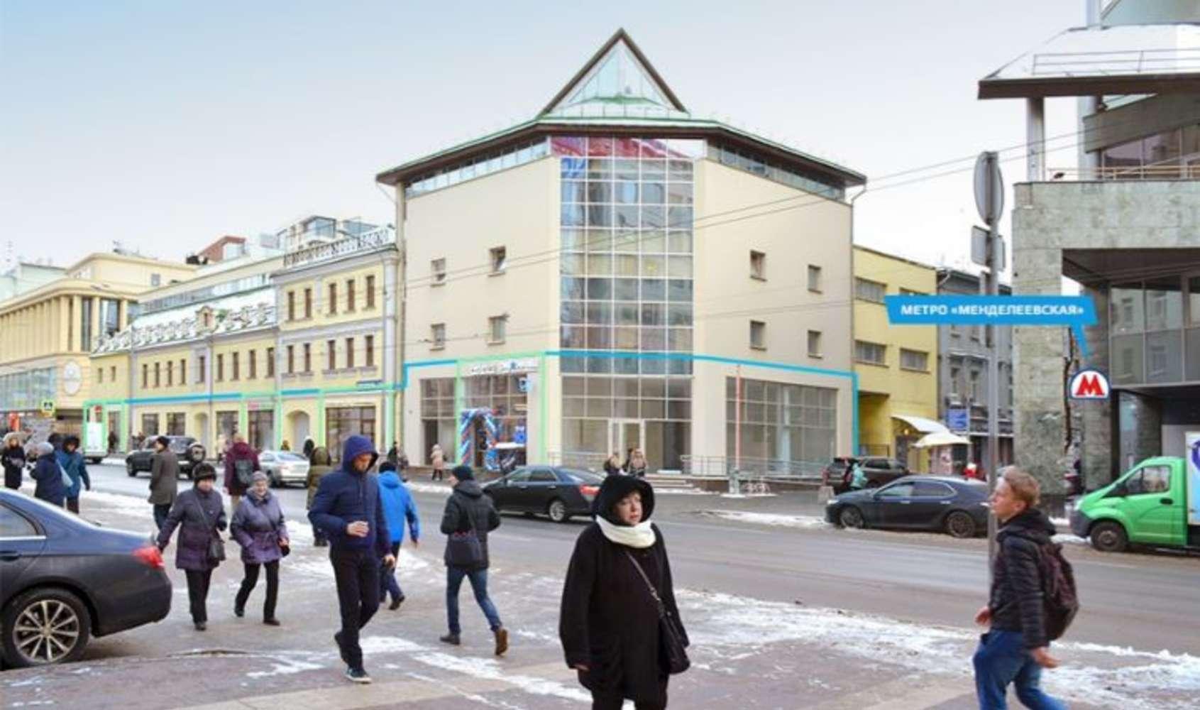 Торговая недвижимость Москва,  - Новослободская ул. 20