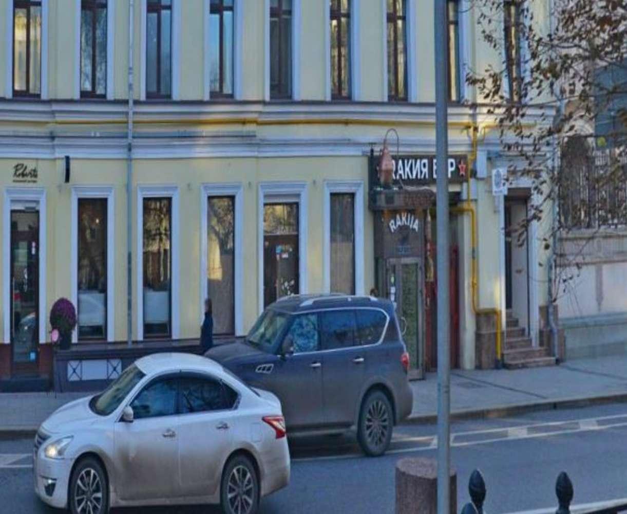 Торговая недвижимость Москва,  - Рождественский бул. 20 - 5