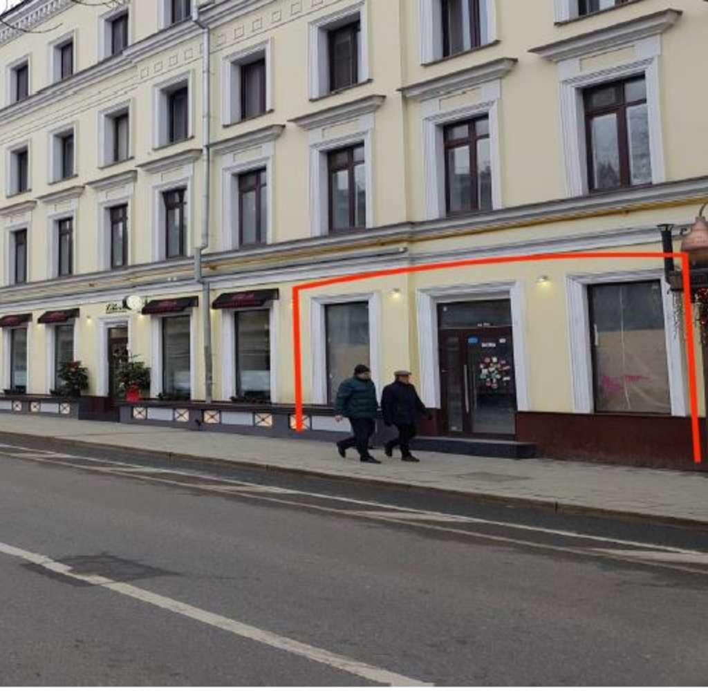 Торговая недвижимость Москва,  - Рождественский бул. 20 - 4