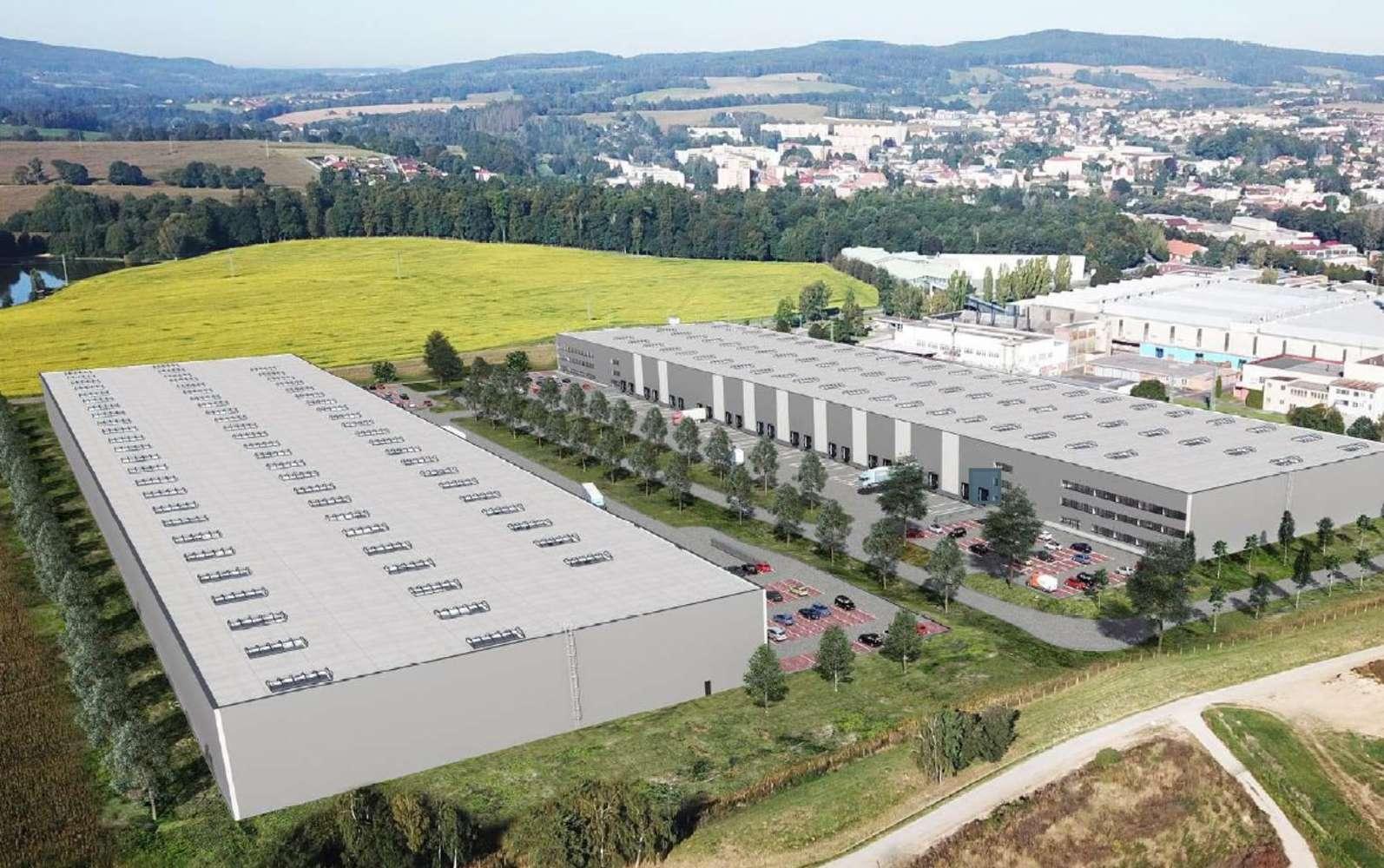 Industrial and logistics Svetla nad sazavou,  - Industrial Park Světlá nad Sázavou