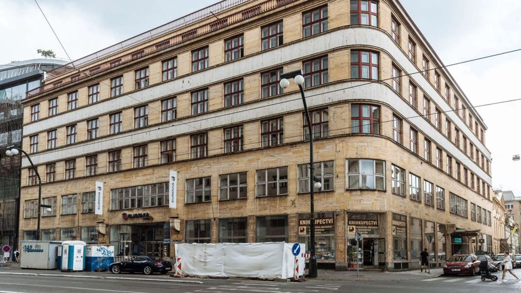 Kanceláře Praha, 110 00 - Palác Dunaj - 6