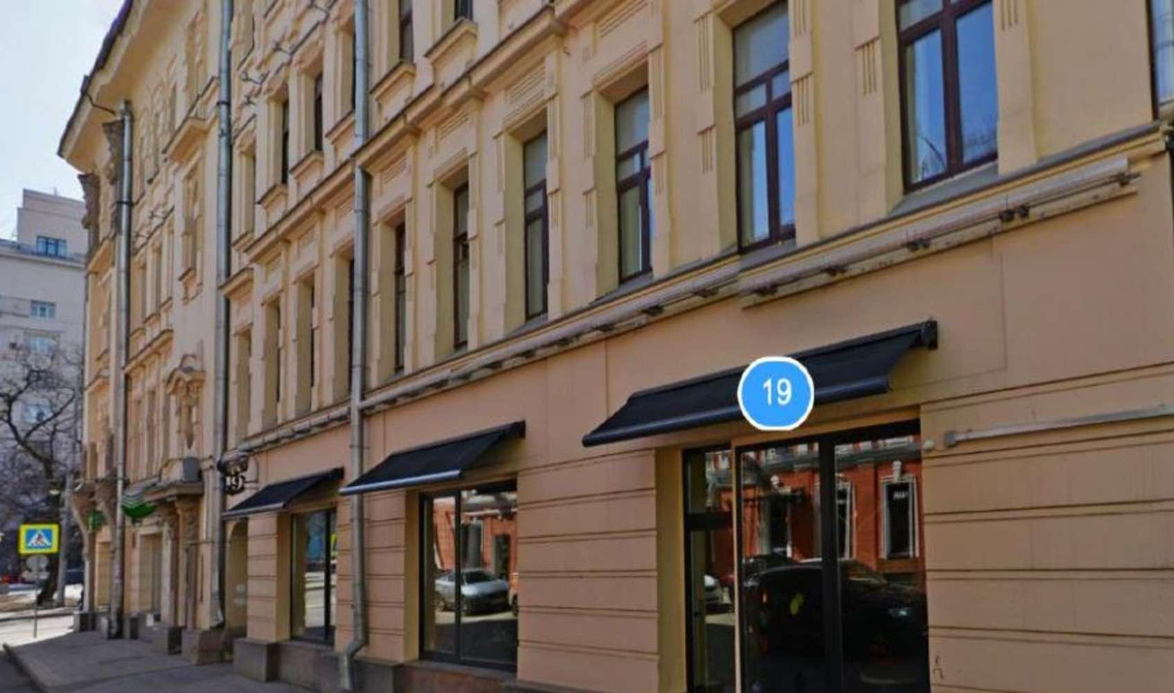 Торговая недвижимость Москва,  - Покровка ул. 19