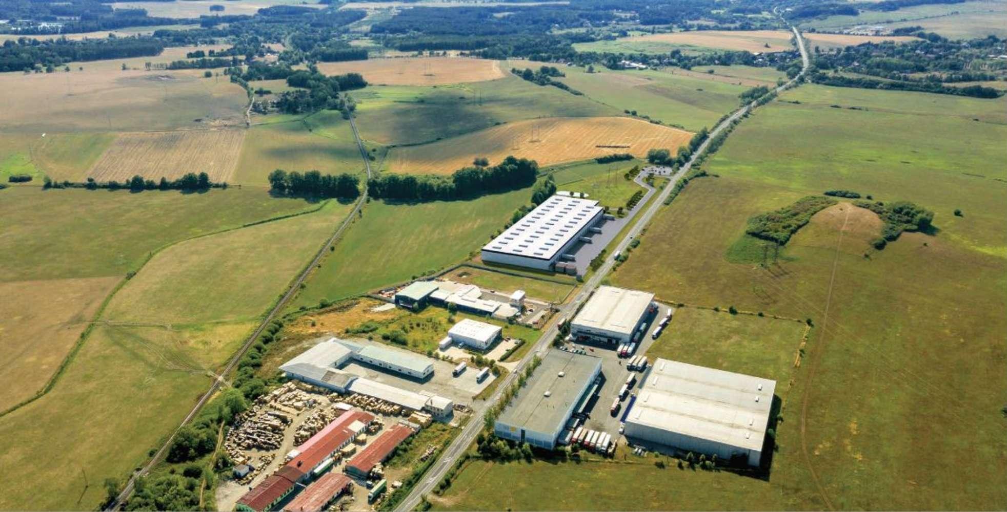 Průmyslové nemovitosti Zakupy, 471 23 - Panattoni Park Česká Lípa - 7