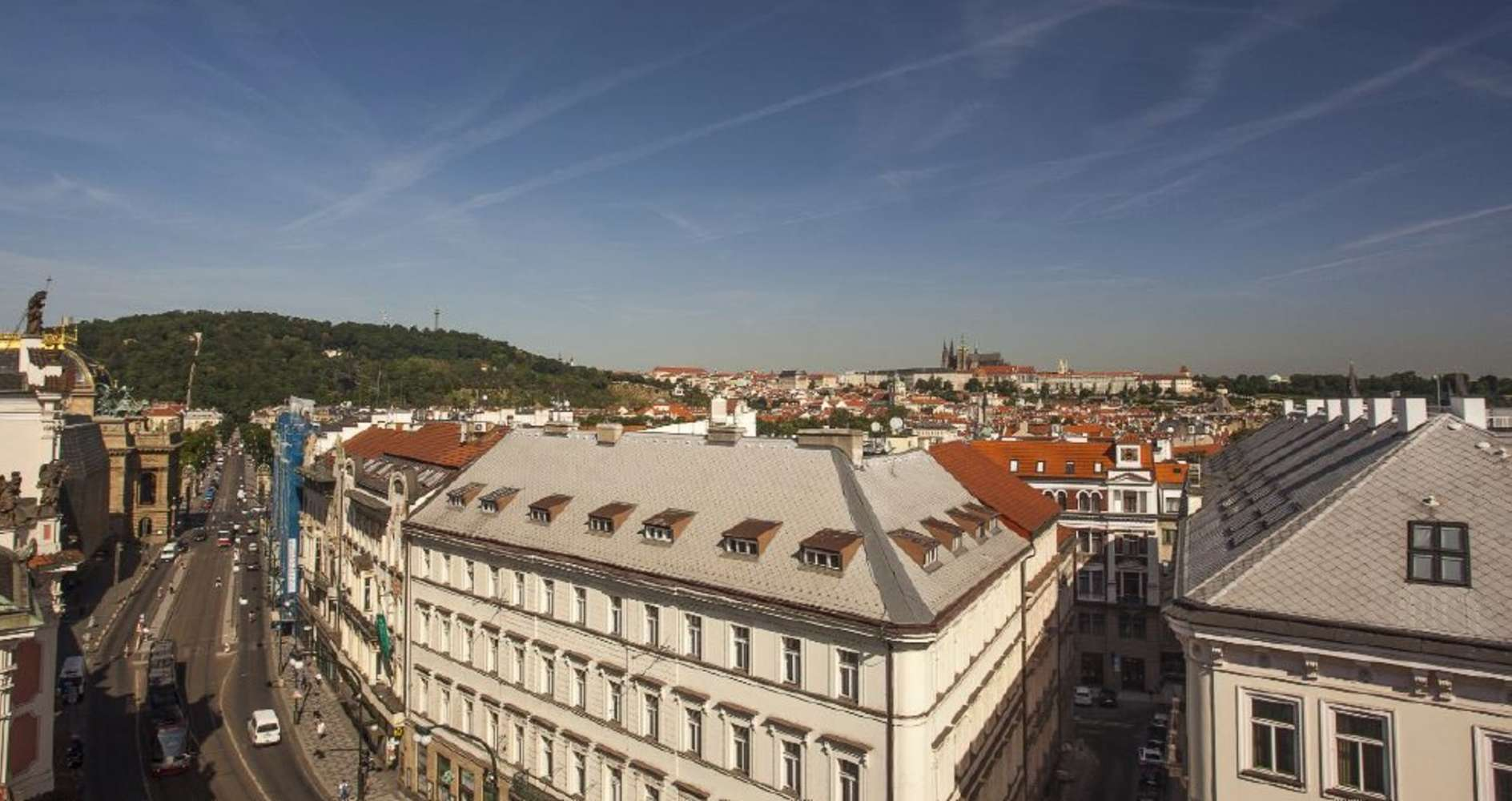 Kanceláře Praha, 110 00 - Palác Dunaj - 2