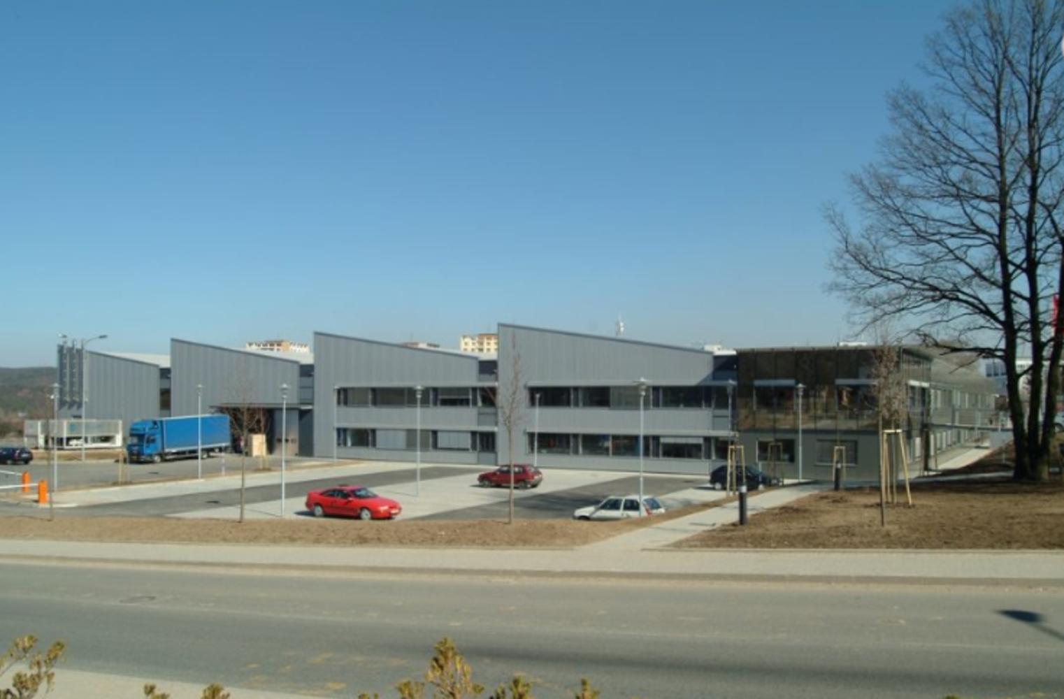 Kanceláře Brno, 612 00 - Czech Technology Park - Building B3 - 5