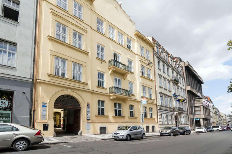 Kanceláře Praha, 110 00 - Opletalova 25
