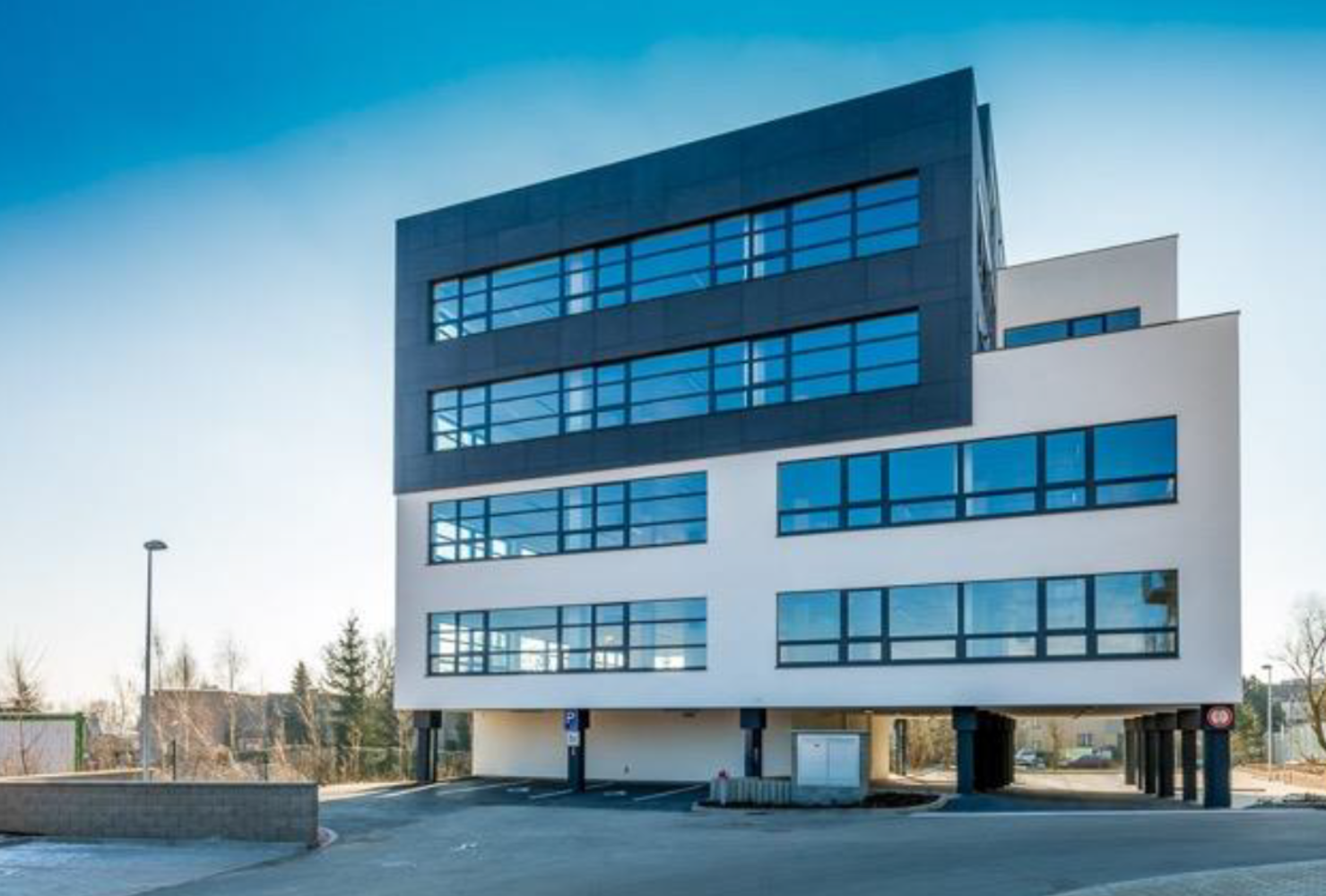 Kanceláře Praha, 150 00 - Park-View Office Centre Motol - 7