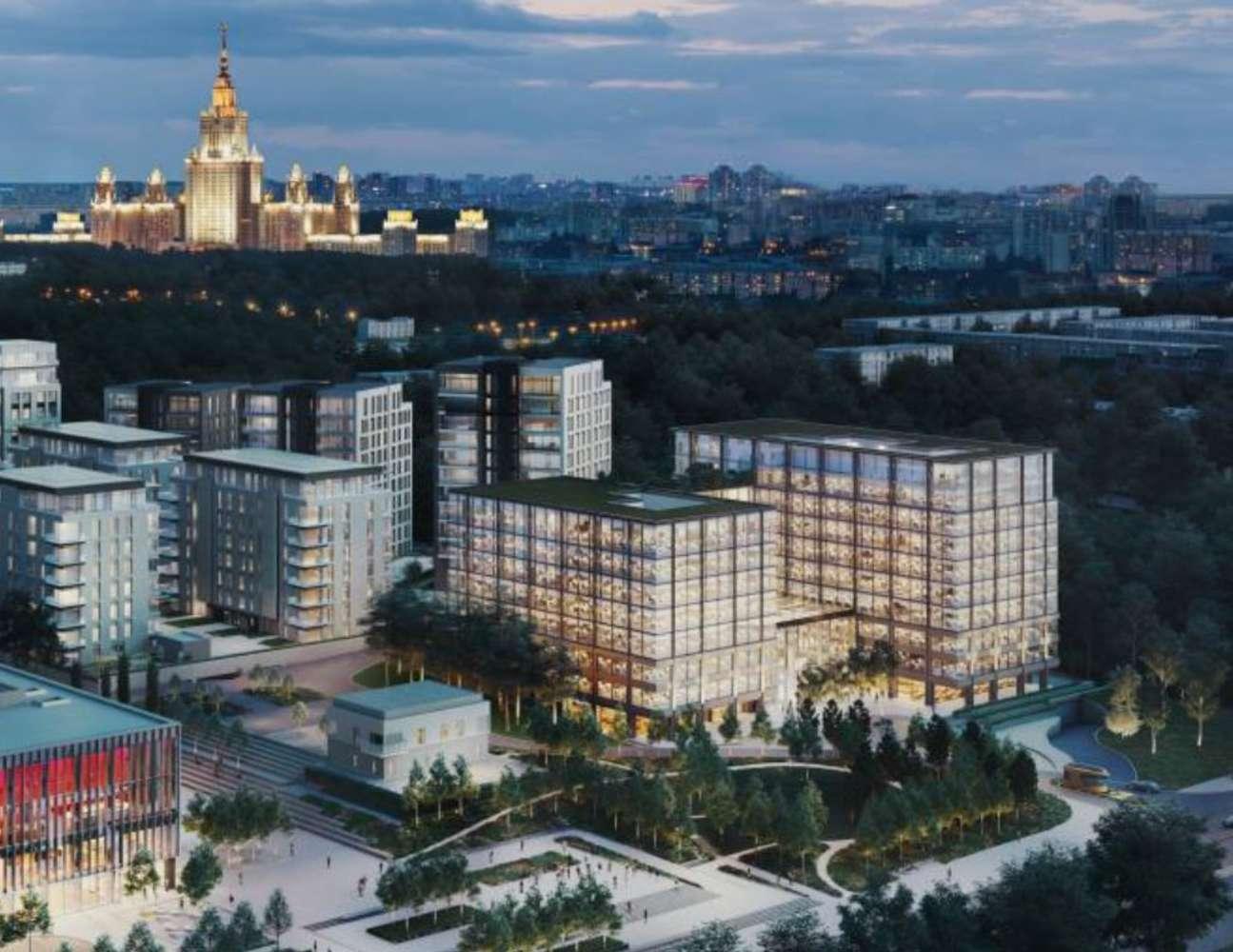 Офисная недвижимость Москва,  - Мосфильм