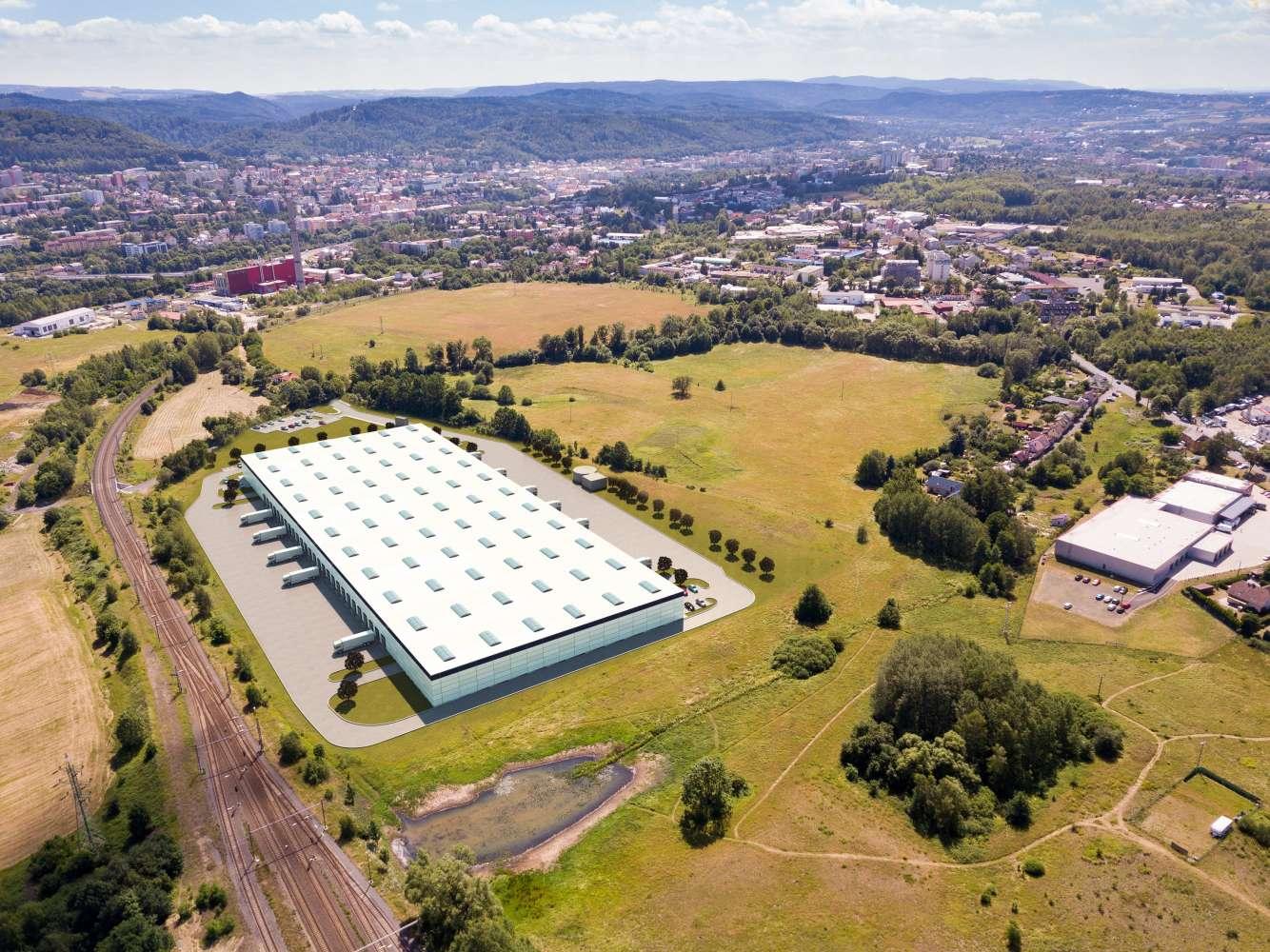 Průmyslové nemovitosti Karlovy vary,  - Panattoni Park Karlovy Vary