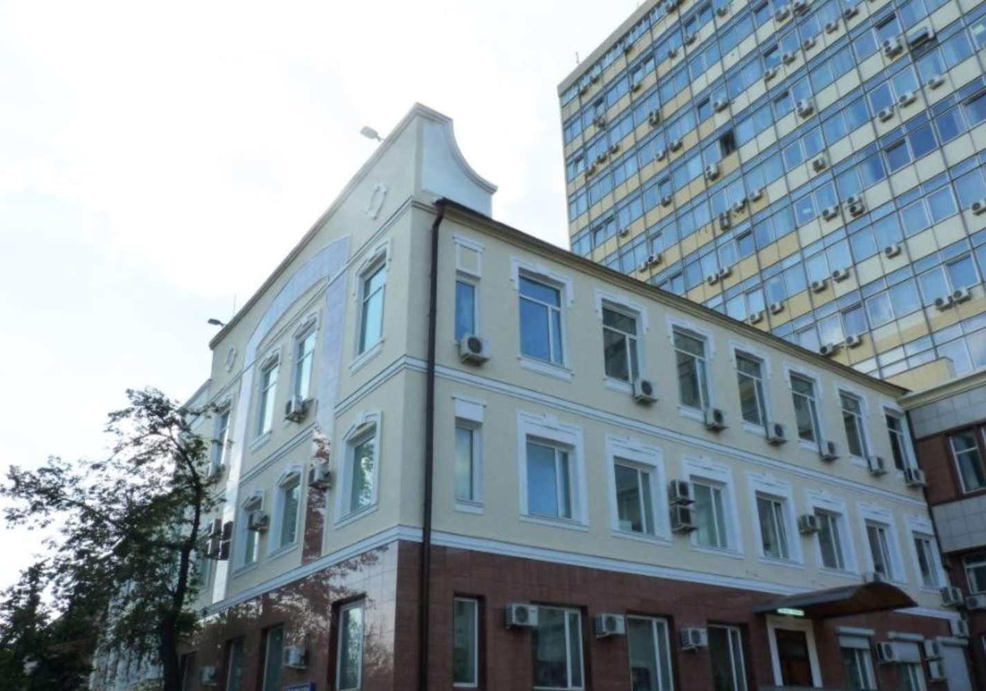 Офисная недвижимость Москва,  - 2-й Рощинский пр-д. 8
