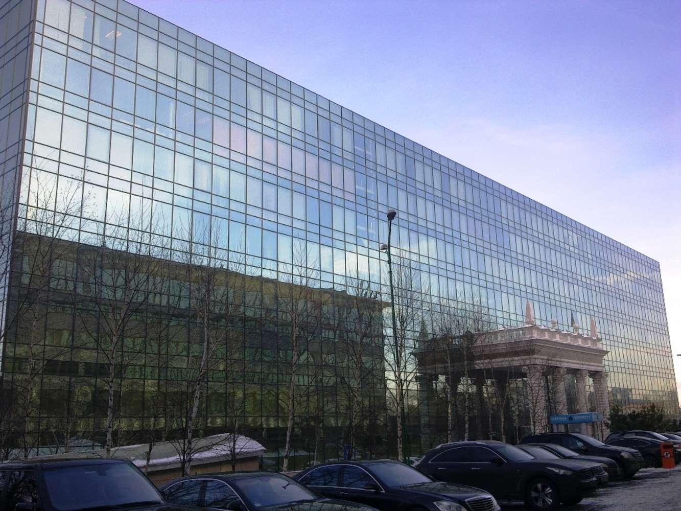 Офисная недвижимость Москва,  - Верейская Плаза 2 - 5