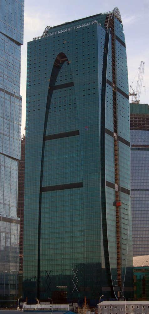 Офисная недвижимость Москва, 123317 - Империя I - 080