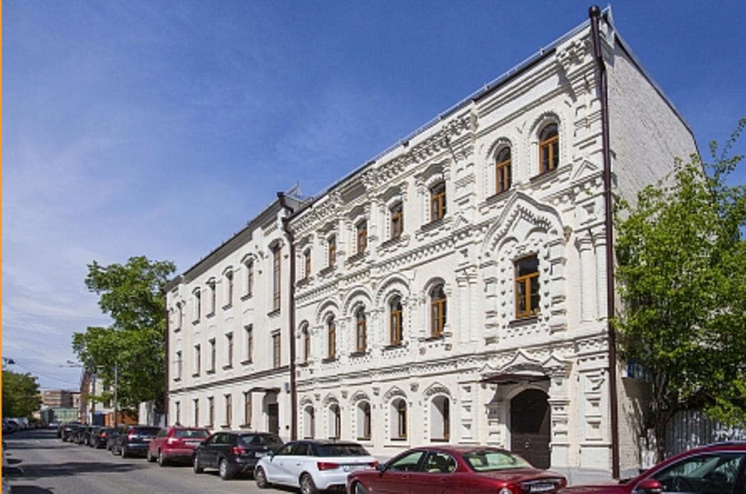 Офисная недвижимость Москва,  - Третьяков - Красная Роза 1875 - 3
