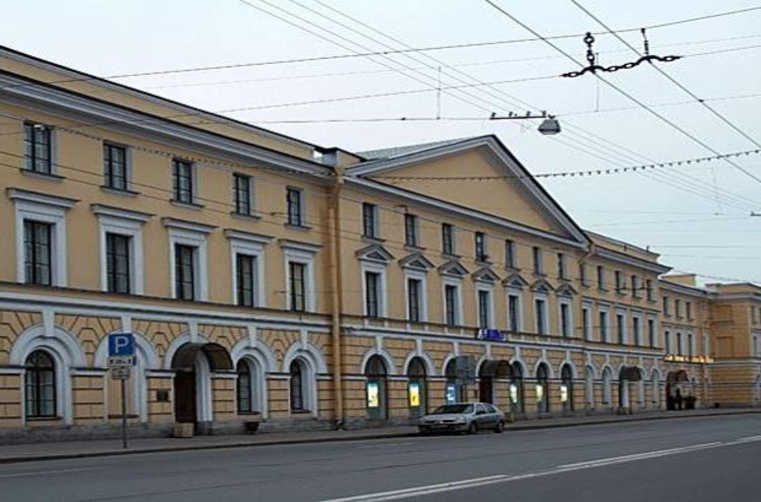 Офисная недвижимость Санкт-петербург,  - Конногвардейский - 2