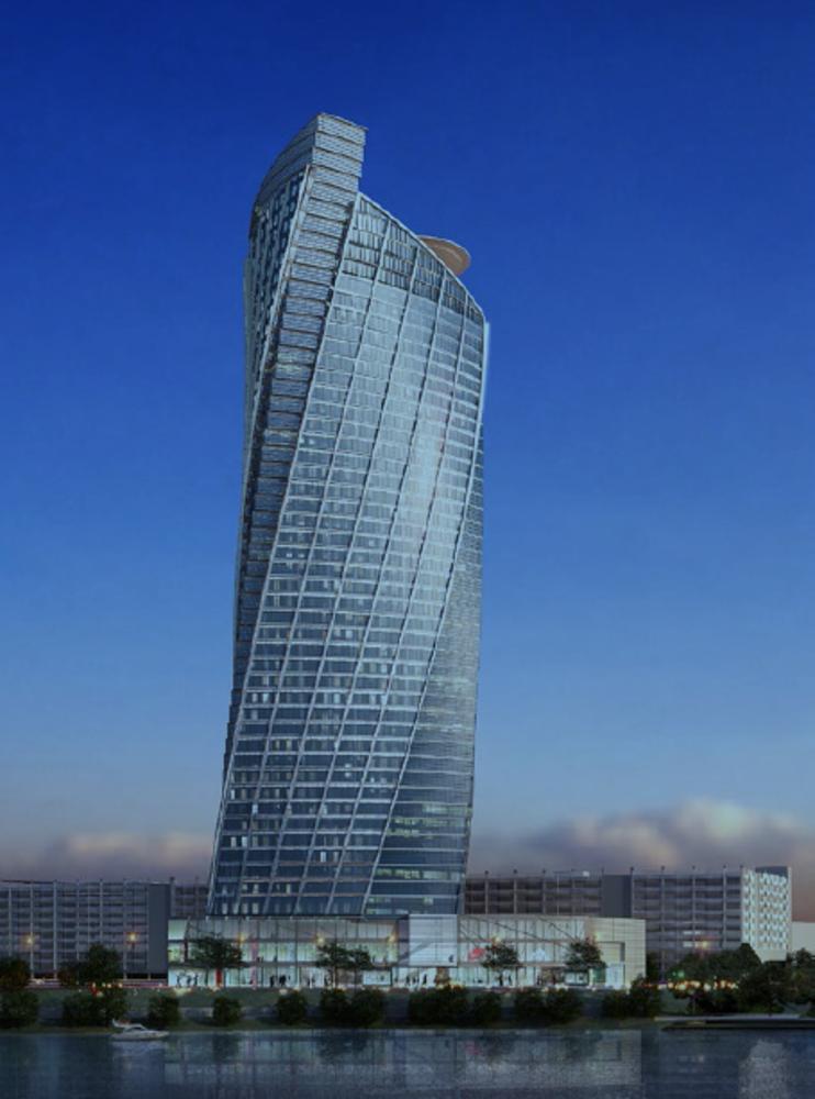 Офисная недвижимость Москва,  - Манхэттен МФК - 1