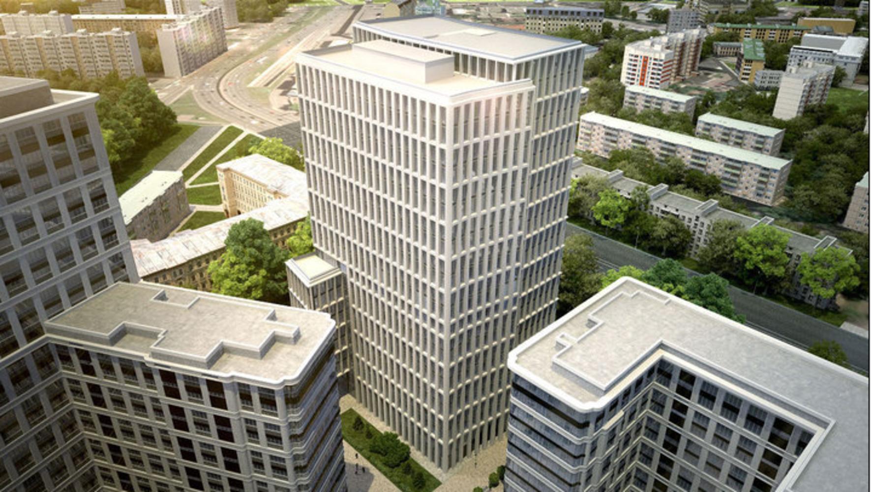 Офисная недвижимость Москва,  - ВТБ Арена - 2