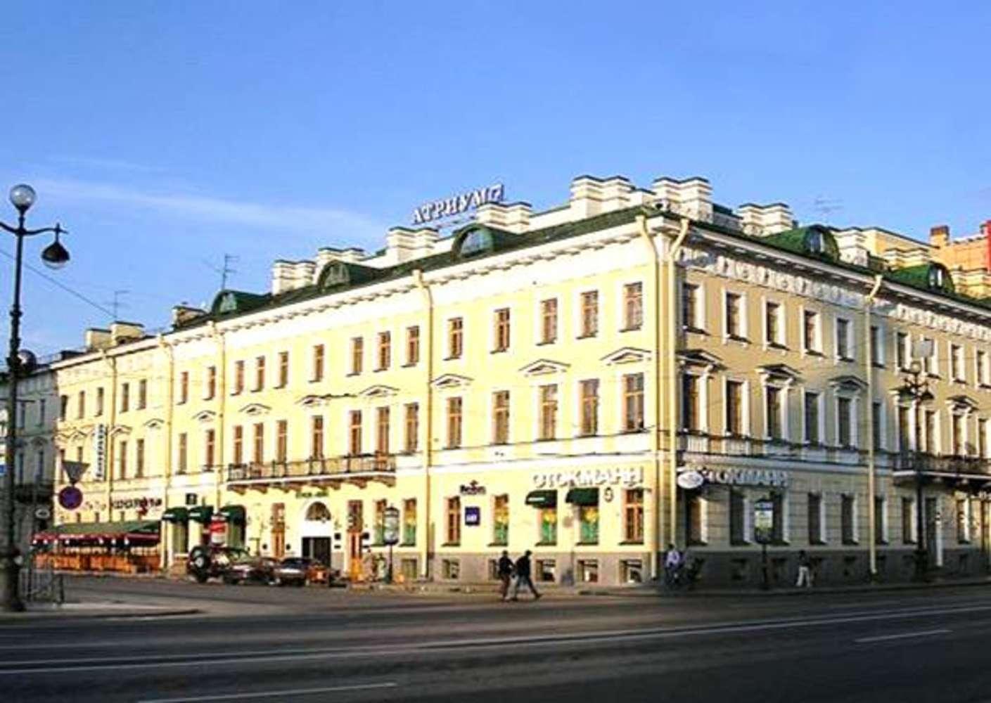 Офисная недвижимость Санкт-петербург,  - Атриум - 02
