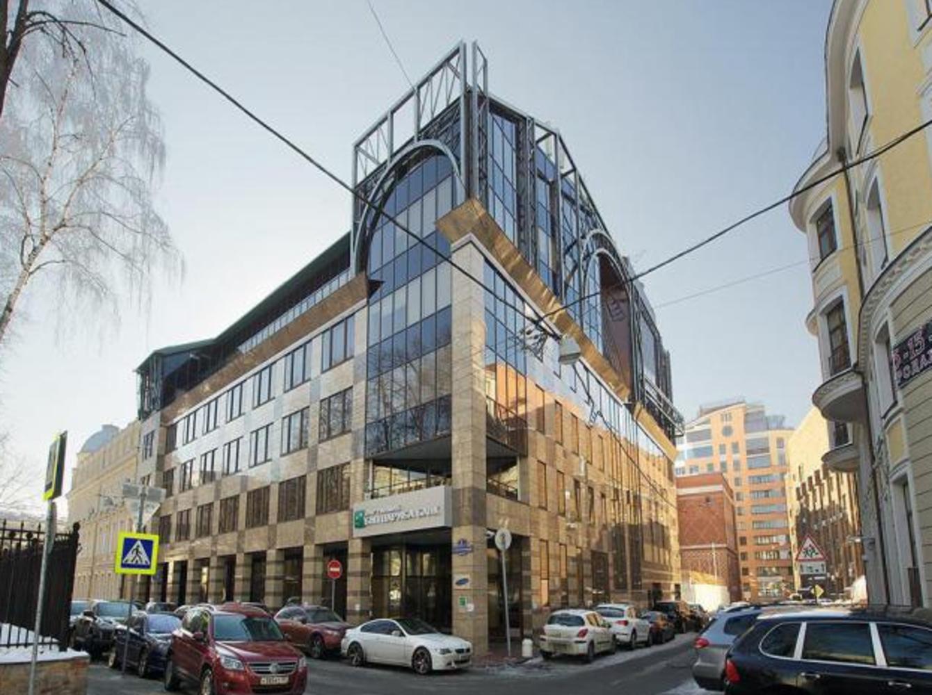 Офисная недвижимость Москва,  - Вознесенский - 111