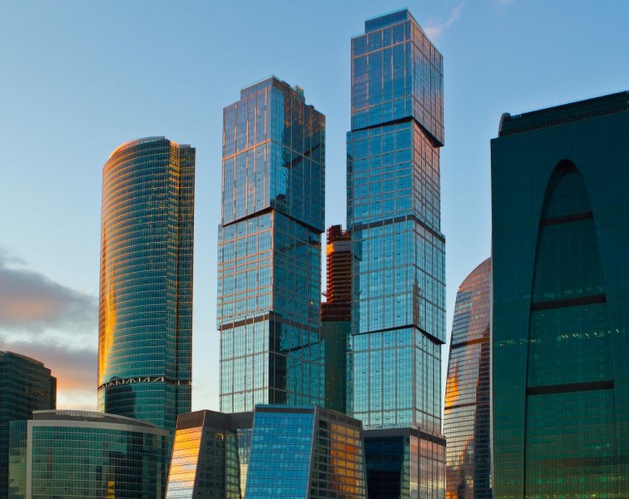 Офисная недвижимость Москва, 123317 - Город Cтолиц Южный Блок - 1