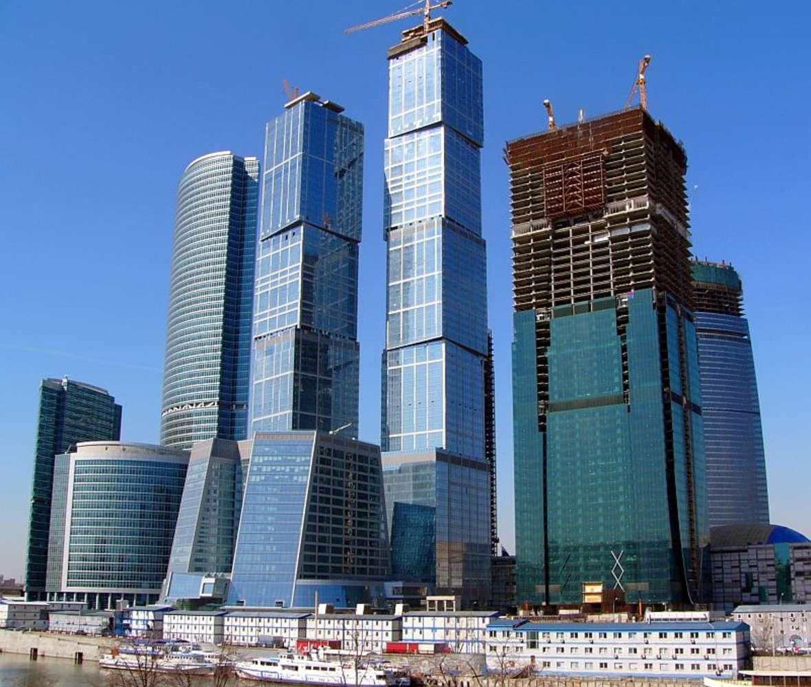 Офисная недвижимость Москва, 123317 - Город Cтолиц Южный Блок - 2