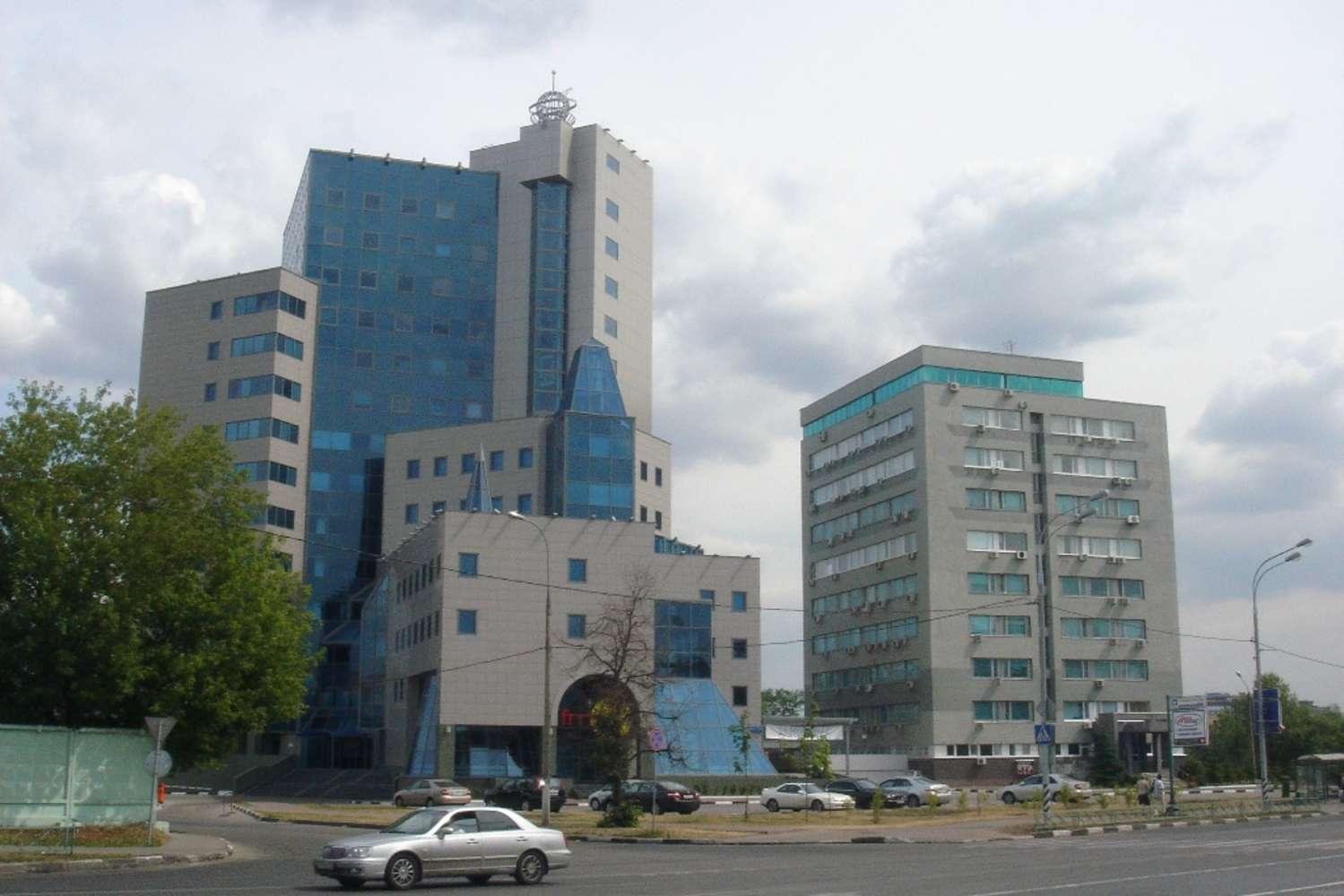 Офисная недвижимость Москва,  - ГазФилд - 3