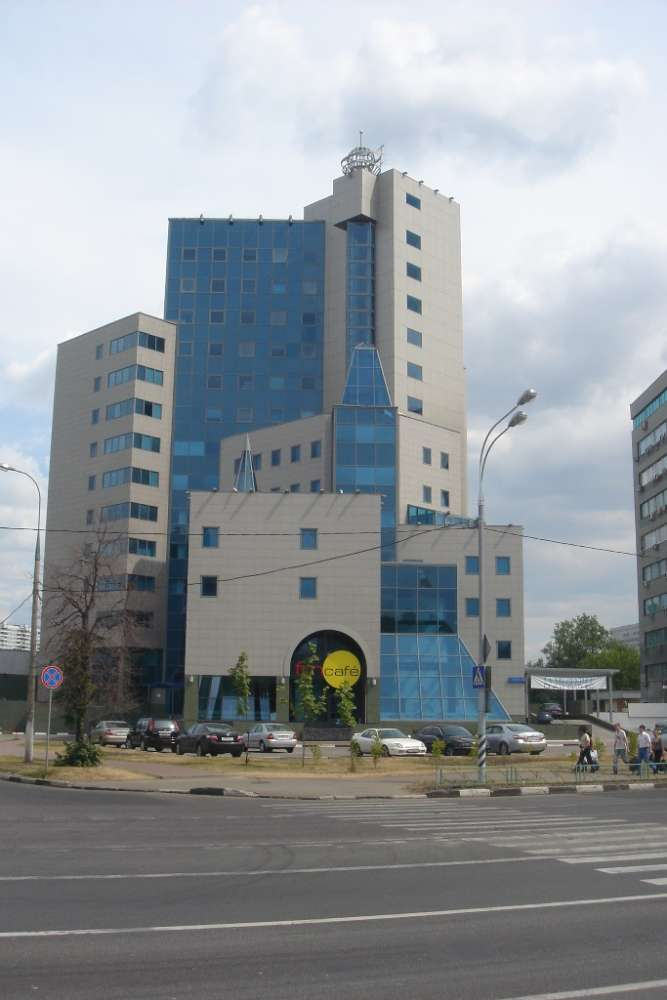 Офисная недвижимость Москва,  - ГазФилд - 04