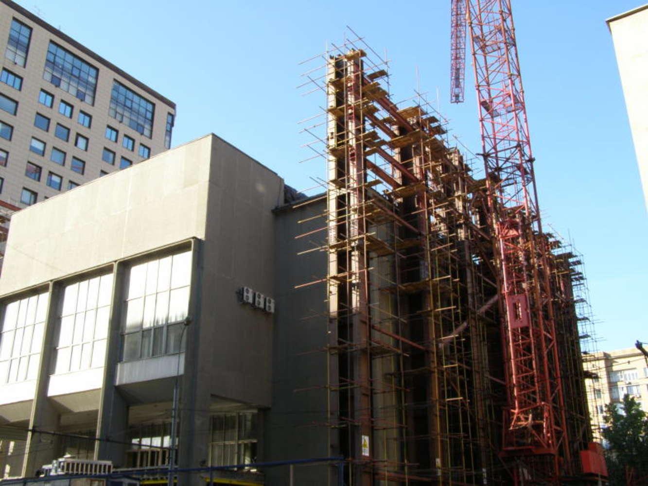 Офисная недвижимость Москва,  - Центр Современной Архитектуры - 2