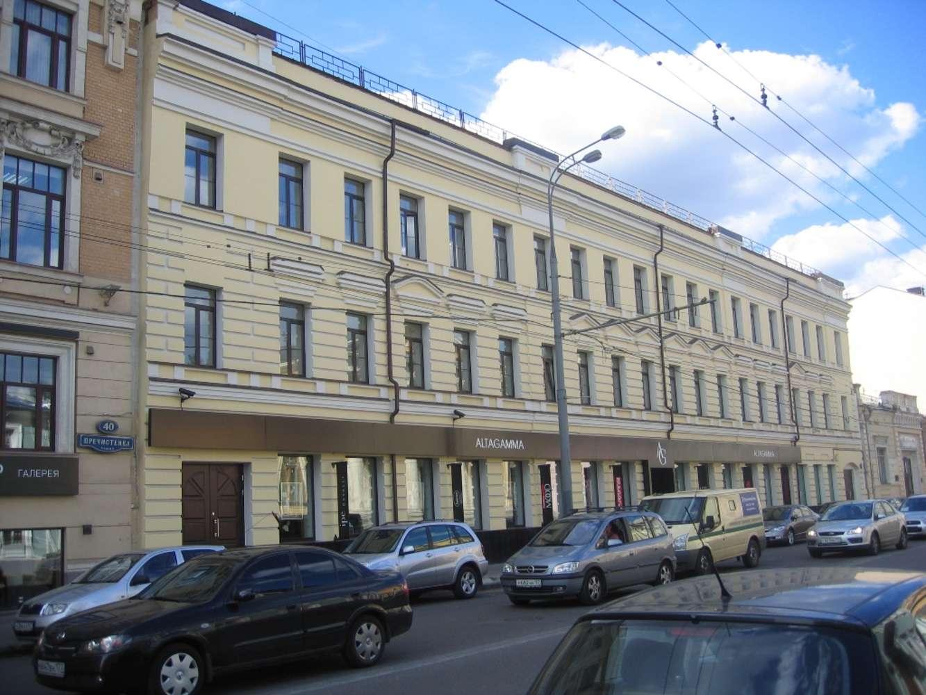 Офисная недвижимость Москва,  - Пречистенка ул. 38 - 1