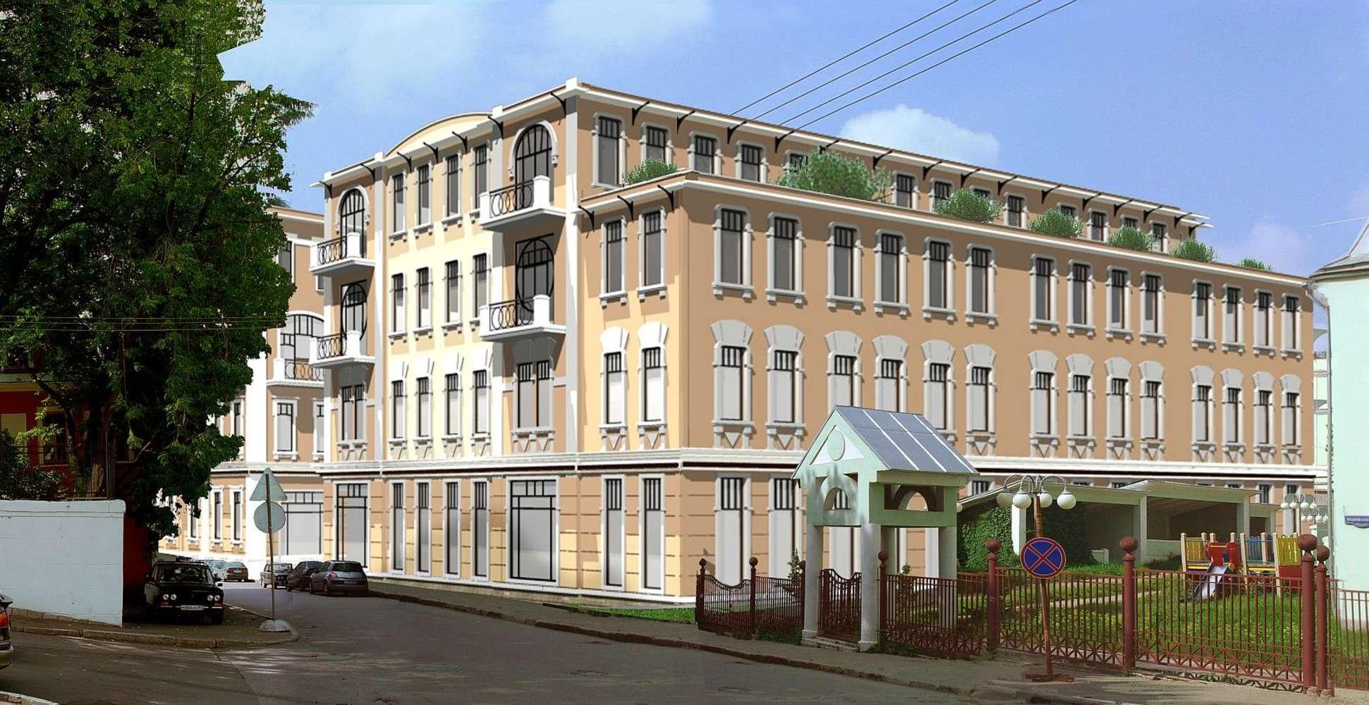 Офисная недвижимость Москва,  - Ноев Ковчег - 9