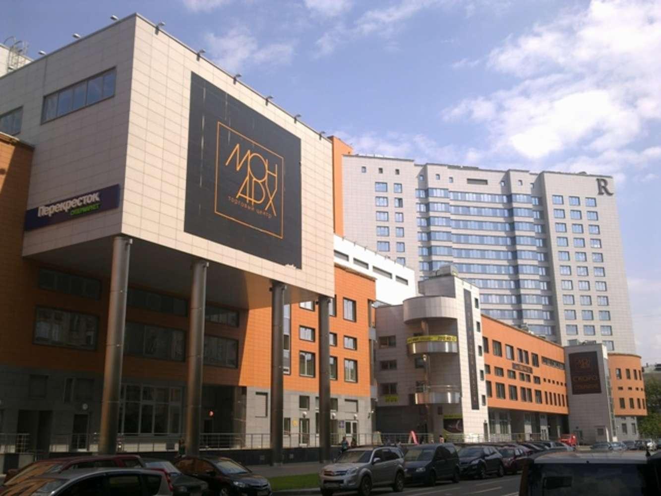 Офисная недвижимость Москва,  - МонАрх-Центр - 3