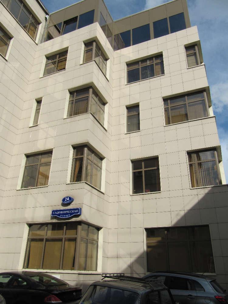 Офисная недвижимость Москва,  - Садовническая ул. 24 стр. 3 - 0