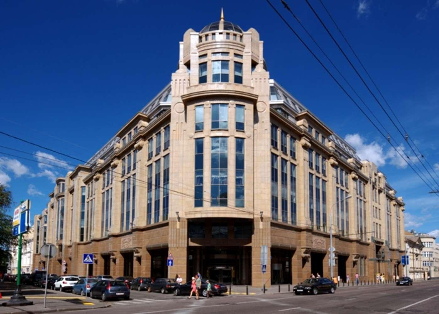 Офисная недвижимость Москва,  - Воздвиженка Центр - 6